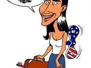 Obra del del célebre caricaturista Latuff