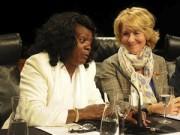 """¿Será que las malas compañías han """"enfermado"""" a Berta Soler? Tomada de periodistas-es.org"""