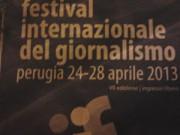 Festivales como este de Italia, son los escenarios preparados para que la bloguera preferida de Washington haga sus diatribas. Foto: Capítulo Cubano