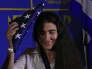 Estados Unidos la  premia por sus denodados esfuerzos en la lucha por el cambio, a lo USA, en Cuba