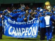 Industriales, equipo ganador de la 49 Serie Nacional de Béisbol en Cuba