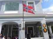 Embajada de Noruega en Cuba