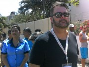 El corresponsal de Reuters en La Habana, Daniel Trotta